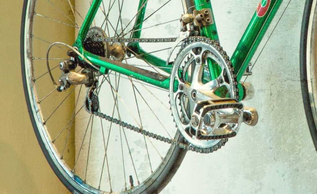 how to clean and remove bike chain