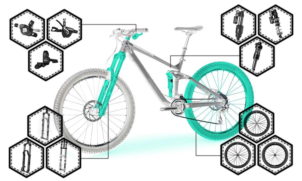 Best Budget Mountain Bike >> Best Upgrades For Budget Hardtail Mtbs Bike Rider Up